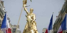 Jeanne d arc sauve la france 3