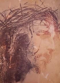 Jesus une des trois icones de toulouse 8