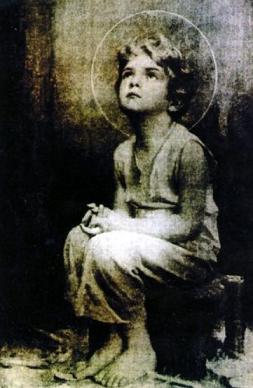Photo miraculeuse jesus enfant 1